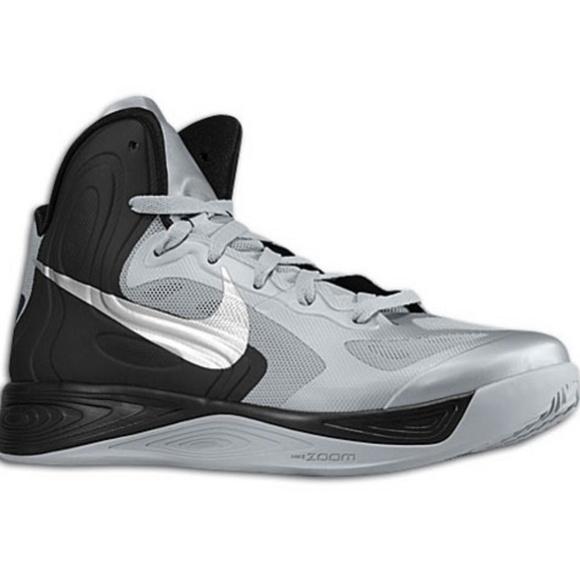 ujęcia stóp kupować świetne okazje 2017 NWOT Nike Hyperfuse basketball shoes